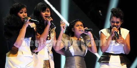 Ilusia Girls X Factor 2013
