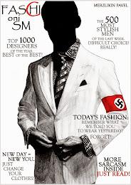 Cover. FASHIoniSM