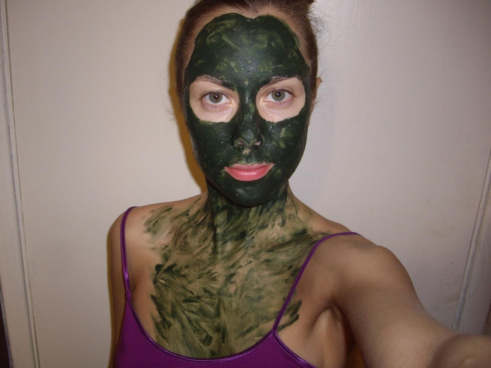 эффективная маска от черных точек на лице
