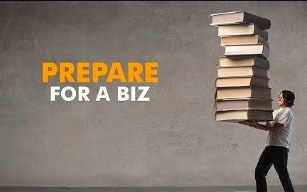Persiapan mendasar dalam membangun bisnis besar
