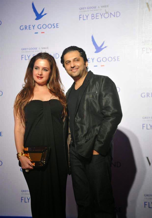 Celebs at Grey Goose Fly Beyond Awards 2014