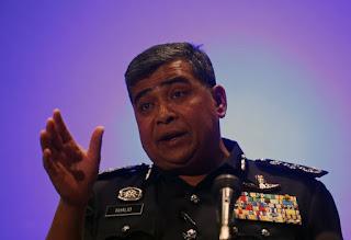 Ketua polis