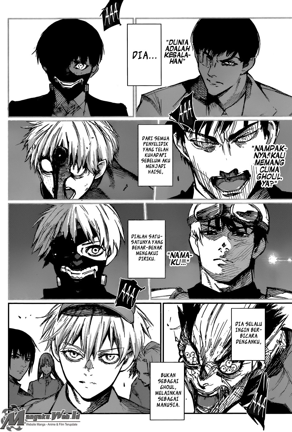 Tokyo Ghoul:re Chapter 113-8