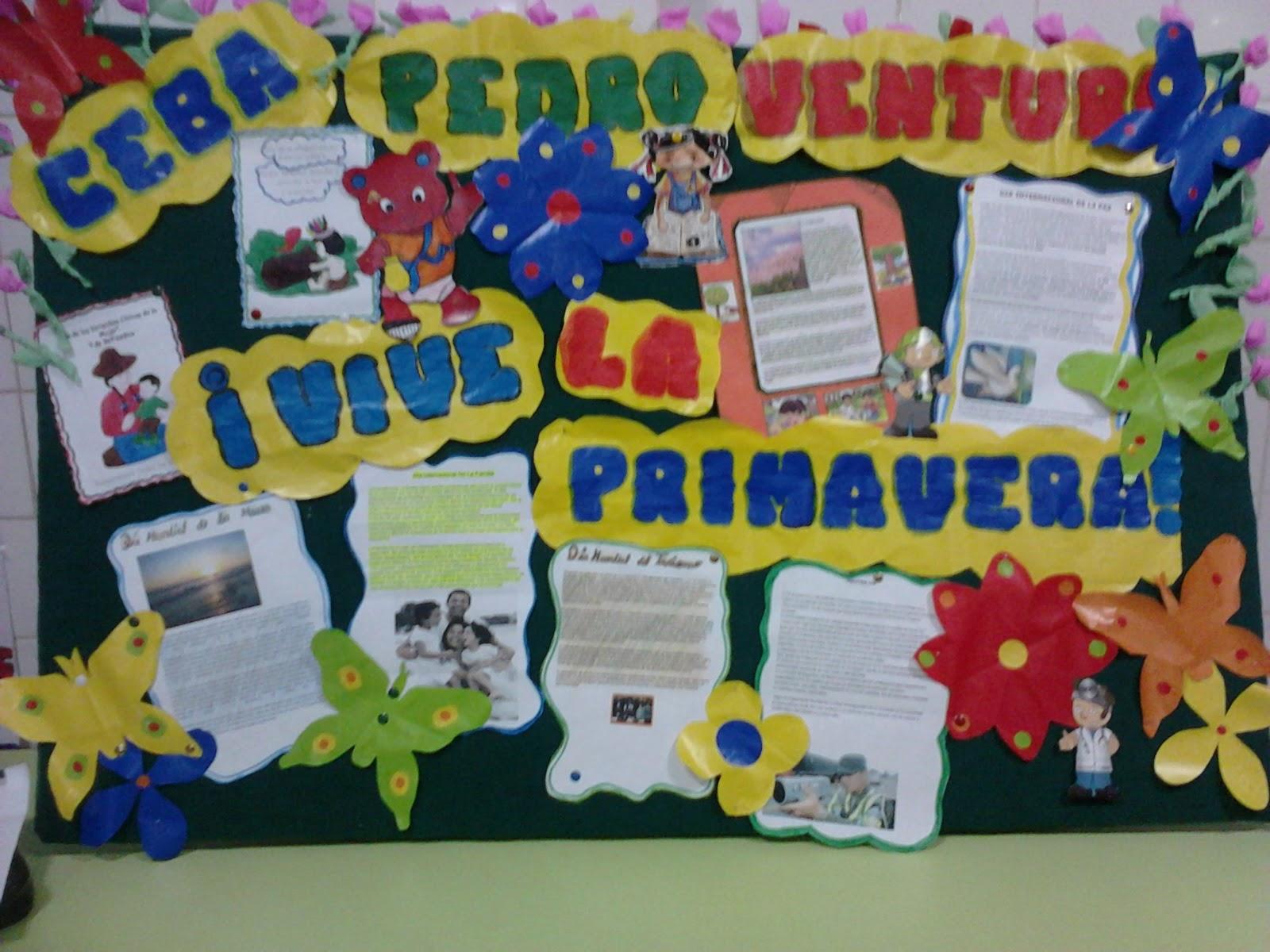 Bienvenido a mi blog de educaci n para jovenes y adultos for Diario mural fiestas patrias chile