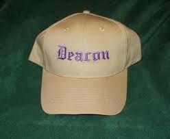 deacon's hat