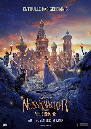 Poster Of Hollywood Film Watch Online The Nutcracker and the Four Realms 2018 Full Movie Download Free Watch Online 300MB