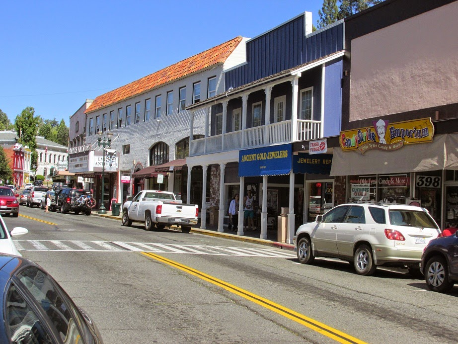 old town placerville california