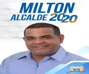 milton alcalde