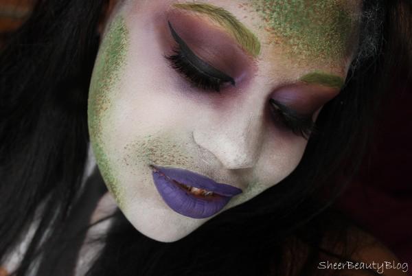 Picture of Beetlejuice Makeup