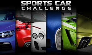 Screenshots of the Sports Car Challenge for Android tablet, phone.