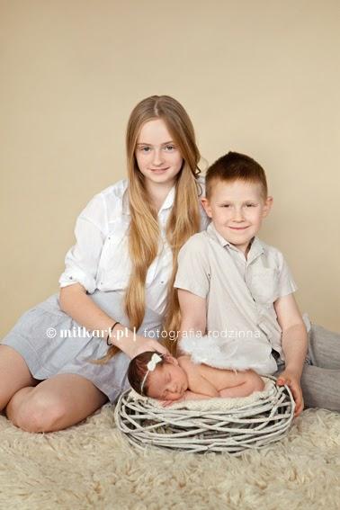 Fotografia rodzinna, zdjęcia dzieci Poznań, sesje fotograficzne Poznań,  sesje niemowlaków, studio fotograficzne
