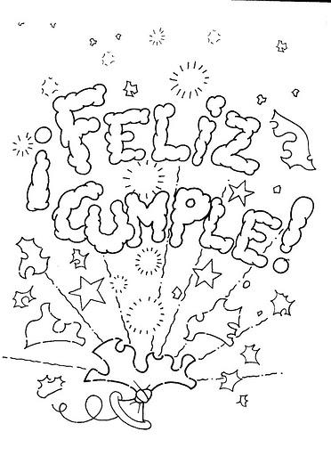 felicitaciones dibujos: