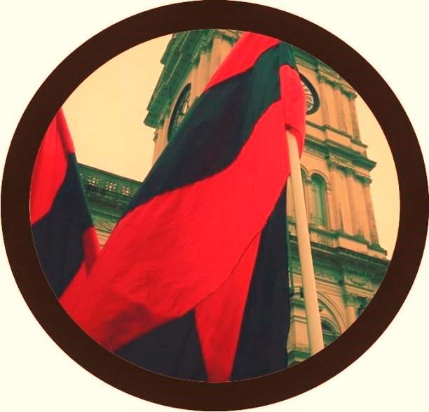 """Agrupación """"Rojo Y Negro. 1° de mayo"""""""