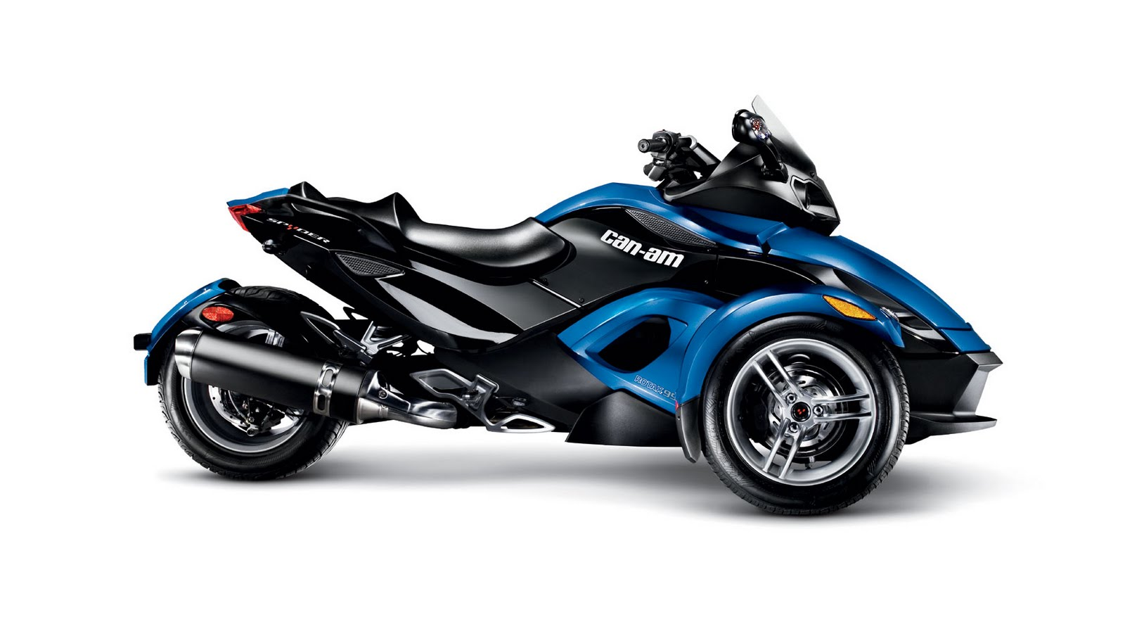 Motorcycle Pictures Can Am Spyder Rs Roadster 2010