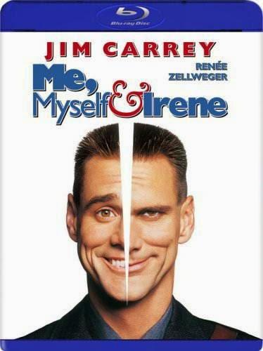 Me Myself And Irene (2000) Dual Audio [Hindi Enlgish] BRRip 300MB 480p