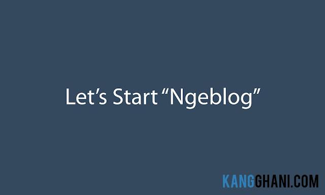 Cara Membuat Blog Gratis dan Keren untuk Pemula