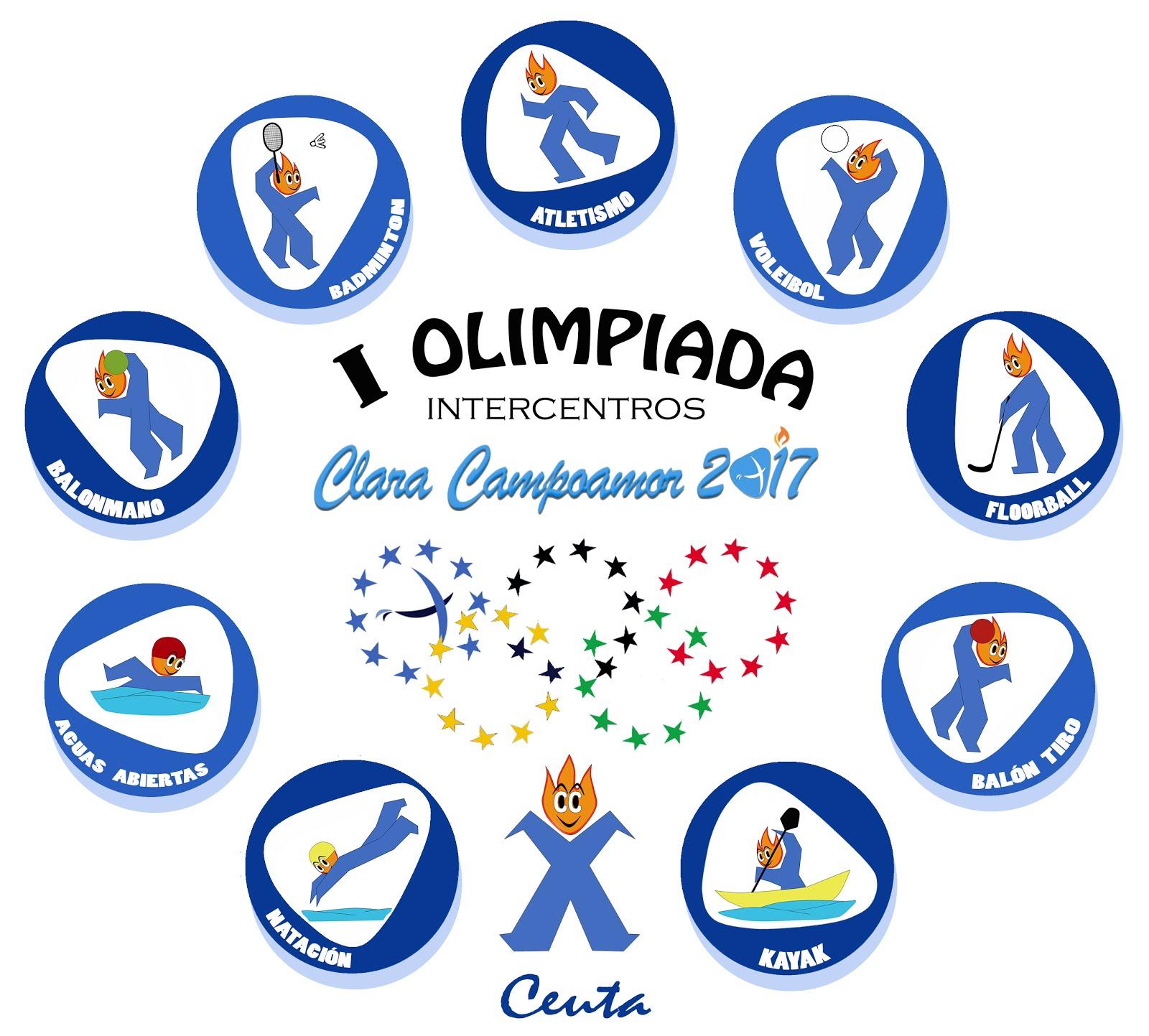I Olimpiada Intercentros
