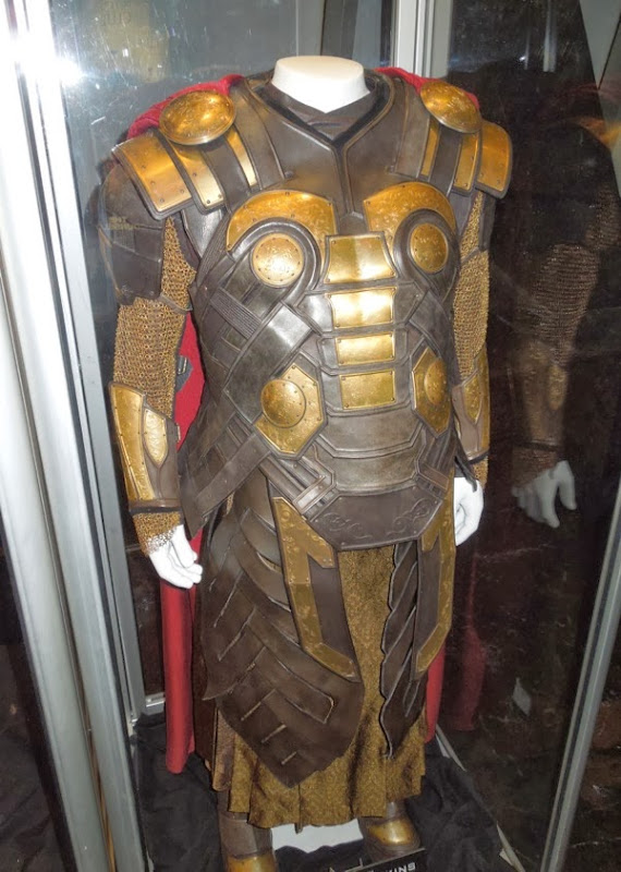 Odin Asgardian armour Thor Dark World