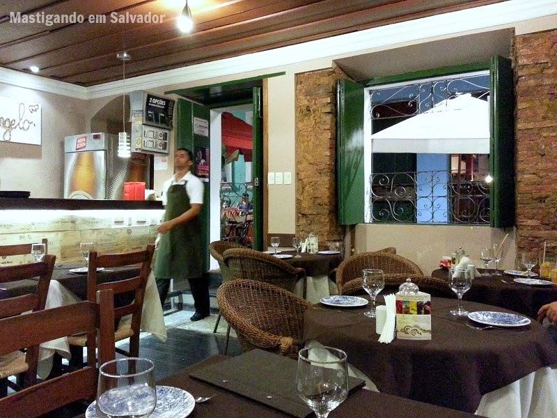 L'Arcangelo Ristorante Italiano: Ambiente interno