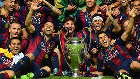 Barcelona vs Juventus 3-1 - Final Liga Champions 2015
