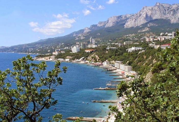 Туристический Портал Крыма лучший доступный отдых на Черном море большой обзор | Travel Crimea