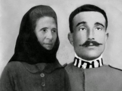 Lia Anela e Jacu Satta Terebinto