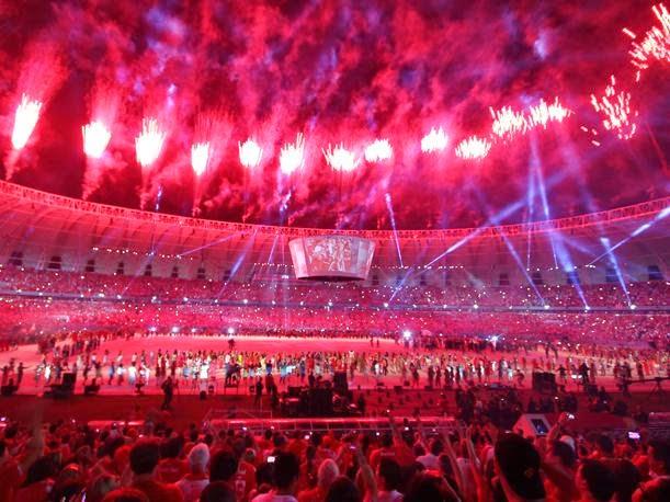 Mundial Brasil 2014: ¿ceremonia de inauguración en Vivo?