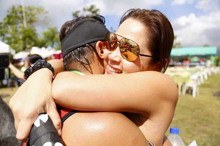 PHOTO | Judy Ann Santos, Ryan Agoncillo at XTERRA 2015