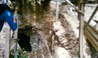 lubang penambang
