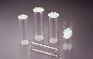 Hộp nhựa tròn PET PVC trong - Hủ nhựa