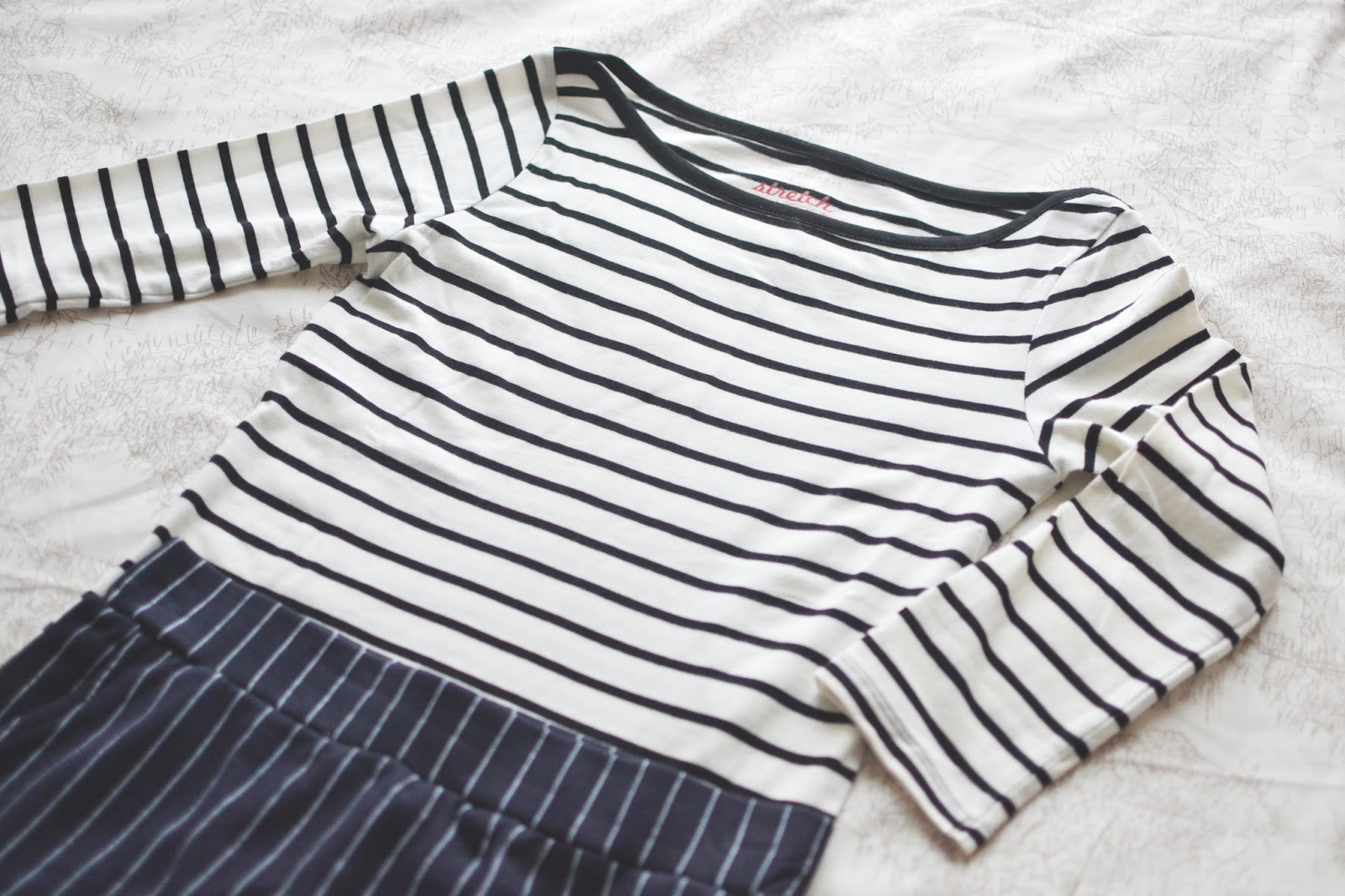 primark haul 2014, primark haul january 2015, stripey top