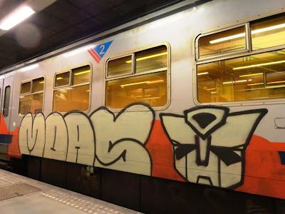 graffiti Moas