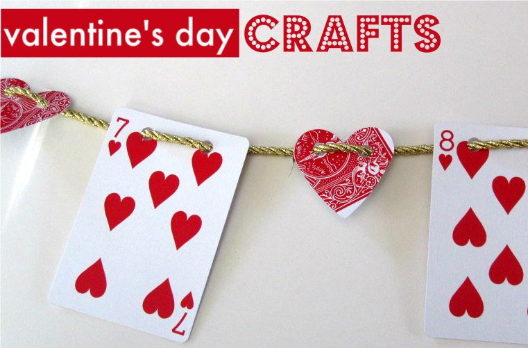 Amy 39 s daily dose valentine 39 s day craft ideas for Valentine day crafts for kids