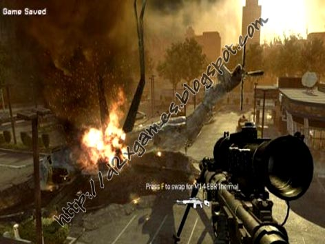 Free Download Games - Call Of Duty Modern Warfare 2