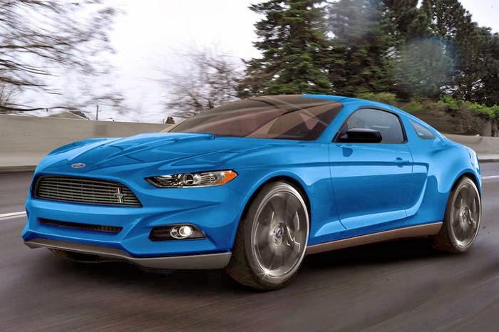 El nuevo Ford Mustang para el 2015