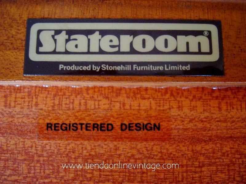Muebles escandinavos marca Stateroom