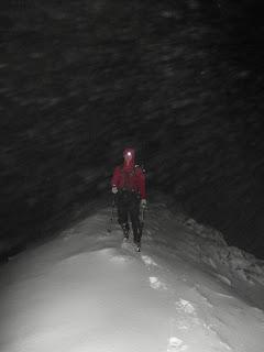 Knoydart - summit of Ladhar Bheinn