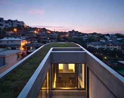 Rumah Modern Korea 14