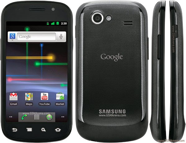 Samsung I9020 Google Nexus S Update Firmware
