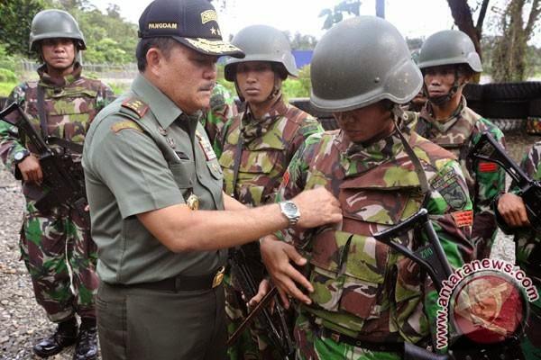 Pangdam XVII Cenderawasih bantah anggota TNI tertembak di Tingginambut