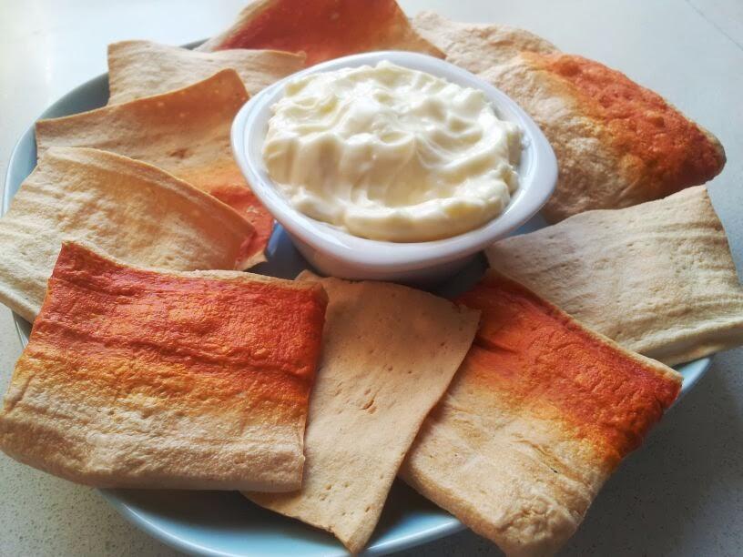 Chips De Surimi.