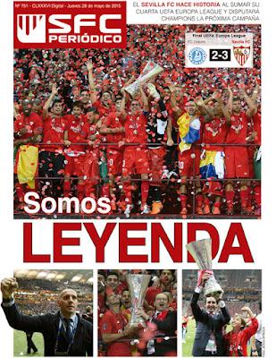 SOMOS LEYENDA