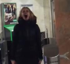 Exorcismo en el de metro de Moscú