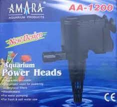 Irel Aquarium Macam Model Filter Pump
