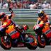 MotoGP: Nuevo doblete para Stoner y Pedrosa