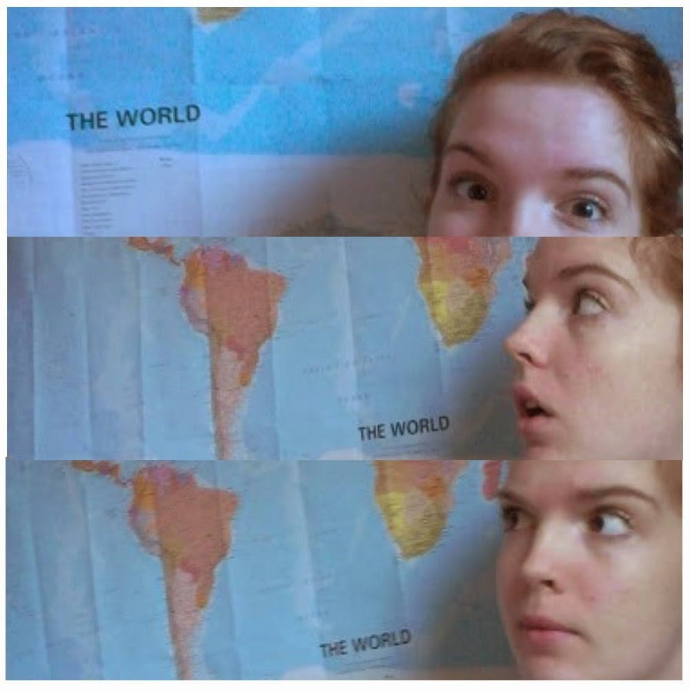 The World is quite big. . .