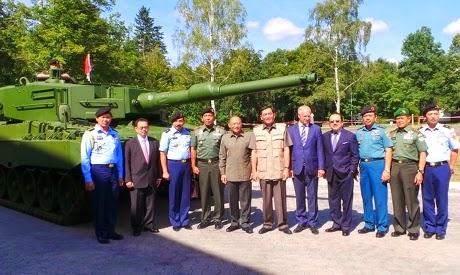 26 Tank Leopard dan 26 Tank Marder Tiba di Indonesia Sebelum 5 Oktober