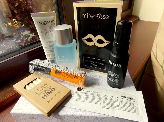 Birchbox- May 2015