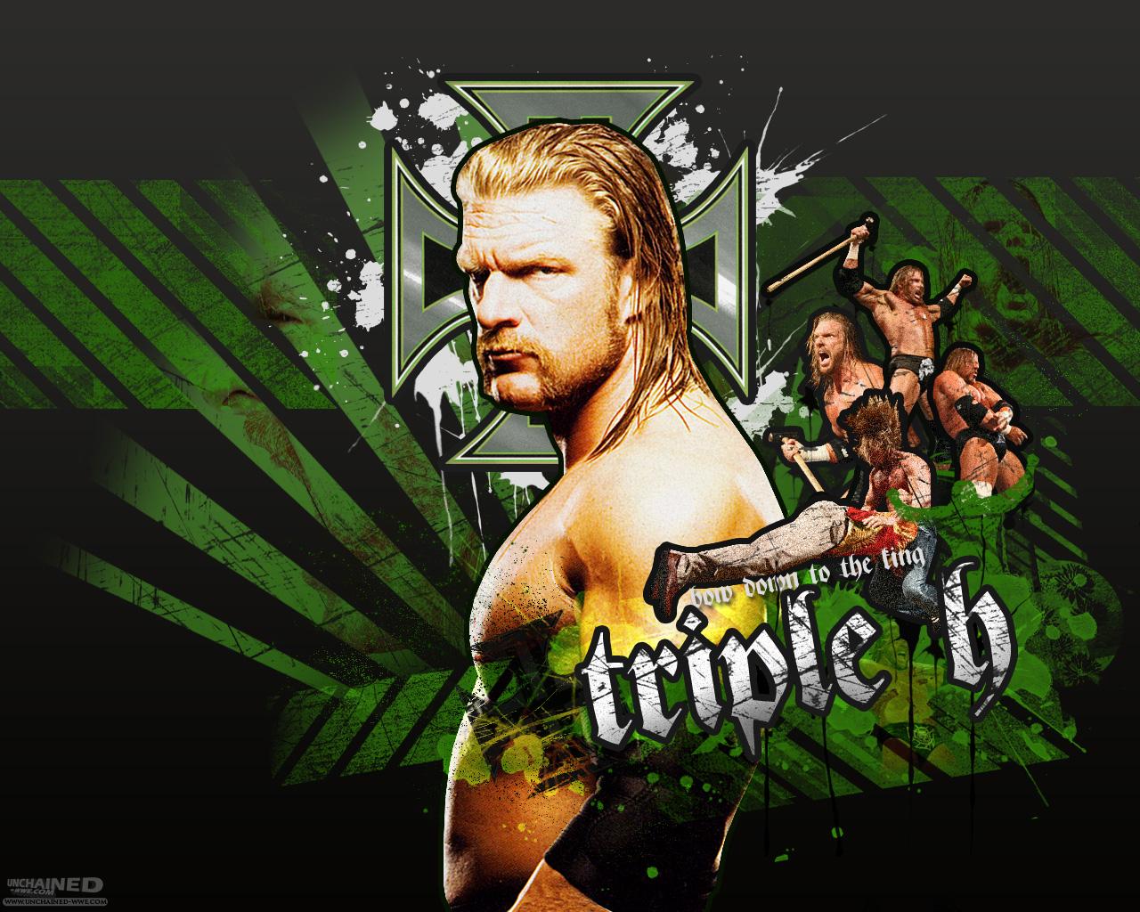 Triple H Wallpaper Hd