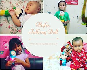 Cari Hafiz Doll? Toko Nabihah saja!